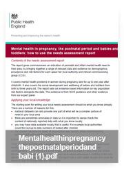 Mentalhealthinpregnancythepostnatalperiodandbabi-(1)