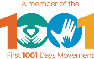 A member of the 1001 Days Movement