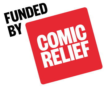 Funder by Comic Relief